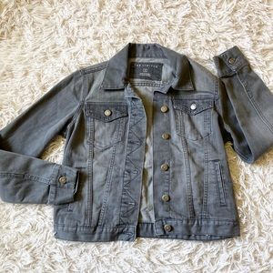 * the limited jean jacket *
